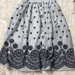Anthropologie Dresses - Anthropologie Savoy Buttondown Dress